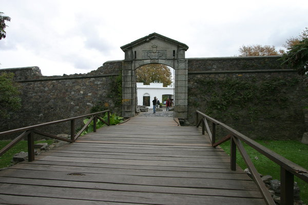 Gate of  the Ciudadela